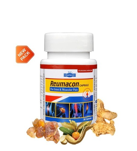 Reumacon Capsules (Rheumatic Pain)
