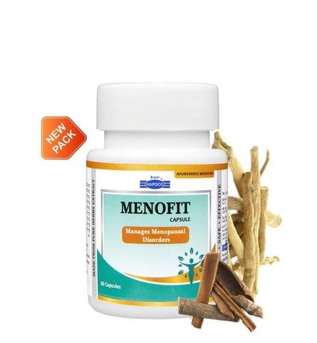 Menofit Capsules (Menopausal Disorders)