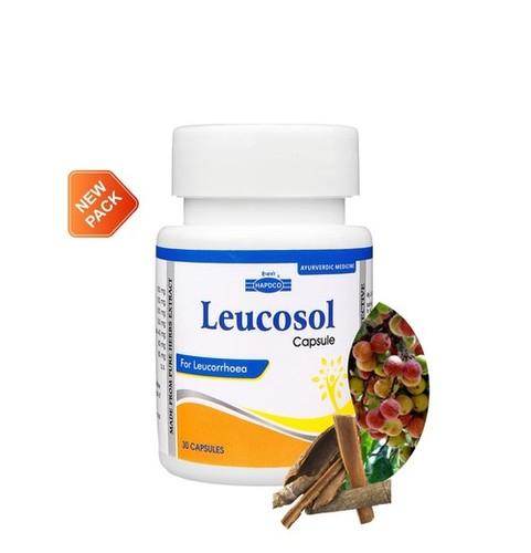 Leucosol Capsules (Leucorrhoea)