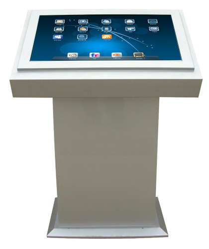 Information Touch Screen Kiosk System