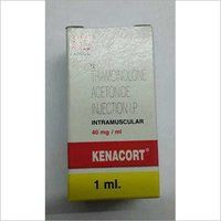 Tramoinolone acetonide injection