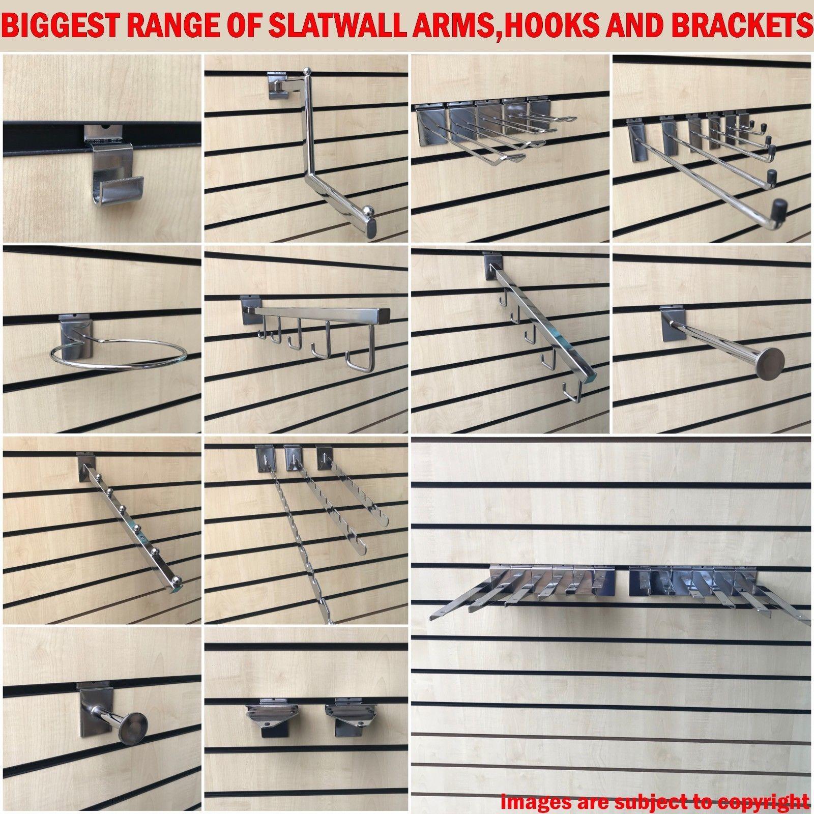 Slatwall Fixtures