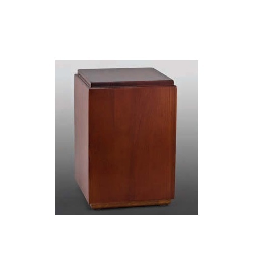 Summit Cherry Wood Urn