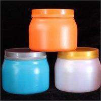 Hair Spa Plastic Jar
