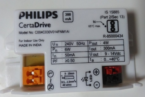 Philips Led Driver 4W 300ma