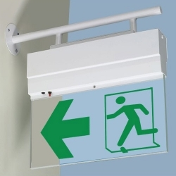 Led Exit / Egress Edge...