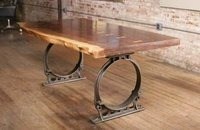 IRON CRANK TABLE