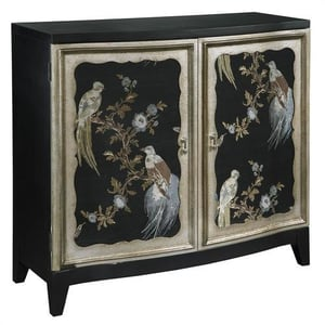 ANTIQUE HANDCRAFTED CABINET