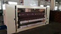 Thermo bonded nonwoven interlining production line