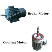 Brake Motor & Cooling Tower Motor
