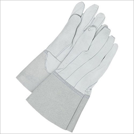 Grain Leather Tig Welding Gloves