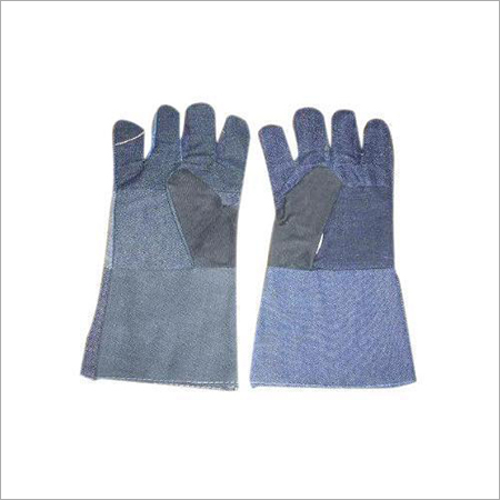 Superior Protection Leather Gloves