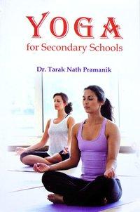 Yoga Book For Secendory School