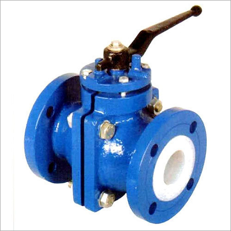 PTFE Lined Ball Valve Size 12