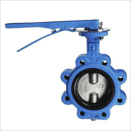 Intervalve Rubber Lined Butterfly Valve