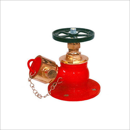 Swati Single Outlet Landing Valve IS5290 Type A, ISI Marked