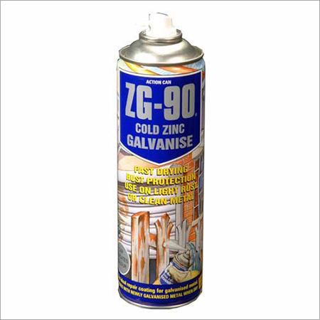 Cold Galvanizing Spray