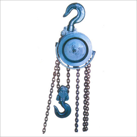 Chain Pulley Block 0.5 Ton Capacity To 50 Ton Capacity