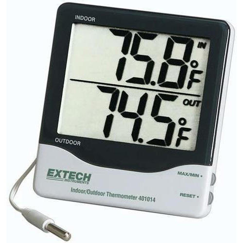 Extech Big Digit Indoor/Outdoor Thermometer