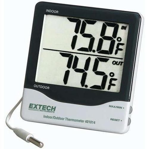 Extech Big Digit Indoor/Outdoor Thermometer