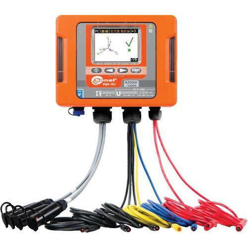 Power fluke Quality Analyzer