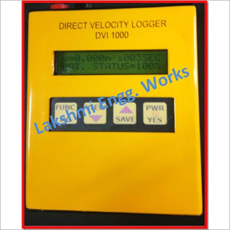 Direct Velocity Logger