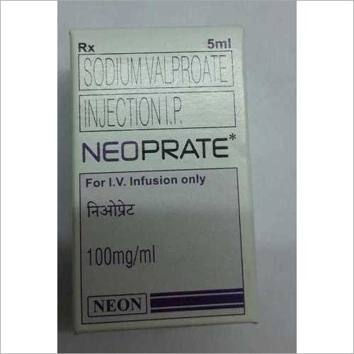 Sodiumvalproate Injection