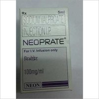 Sodiumvalproate Injection