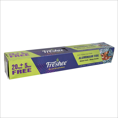 Freshee 25 Metre Aluminium Foil