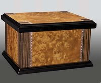 Madera Cherry Wood Cremation Urns