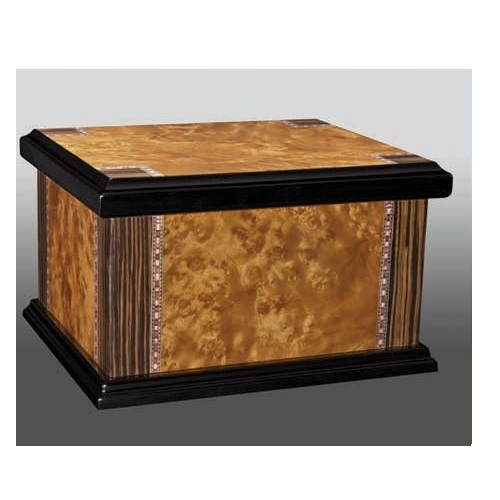 Sundown Wood Natural Cremation Urn