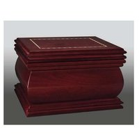 Sundown Wood Natural Cremation Urn