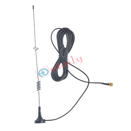 3 Meter 3g 6dbi Sma M St Magnetic Antenna With Cable