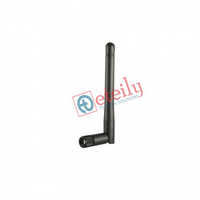868Mhz 3Dbi SMA Male Movable Connector Rubber Duck Antenna