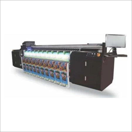 High Speed UV Roll To Roll Printer UR 7500