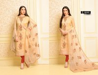 Exclusive Upada Silk Suit
