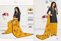 Cotton Patiyala Suits