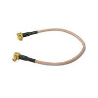 3 Meter RG 316  MCX Male Right Angle Cable