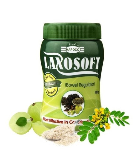 Laxosoft Powder (Laxative Powder)