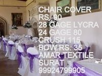 Gage Lycra Chair Cover
