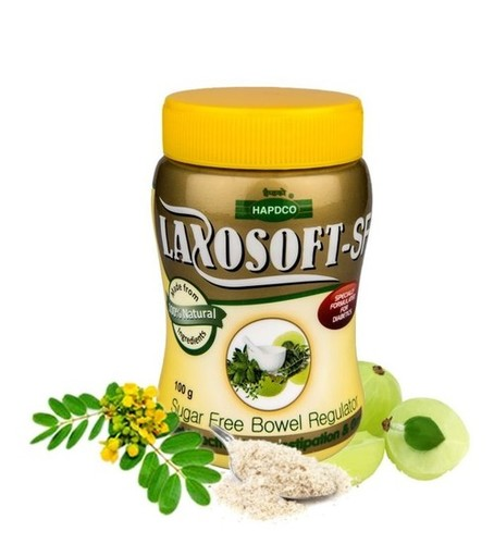 Laxosoft SF Powder (Sugar Free Laxative Powder)
