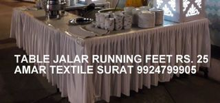 Jalar Table Cover