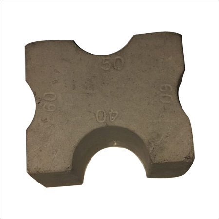 Cement Concrete Cover Block