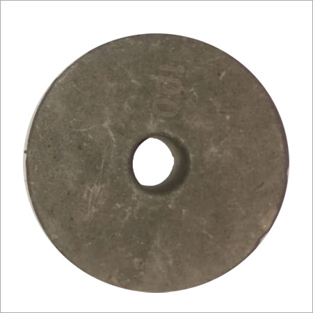 Construction Circle Concrete Block