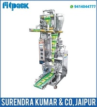 Automatic Pouch Packing machine FFS with Cup Filler Pneumatic