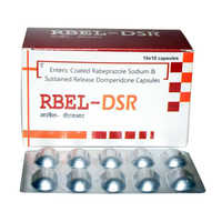 Enteric Coated Rabeprazole Sodium And Sustained Release Domperidone Capsules