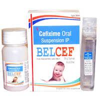 30ml Cefixime Oral Suspension IP