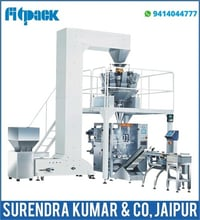 Automatic Pouch Packing plant with multi head weigher