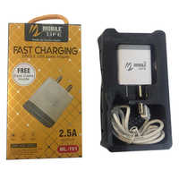 2.5A Fast Charging Single USB Power Adapter