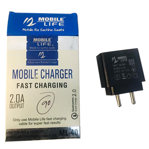 2.0A Mobile Charger